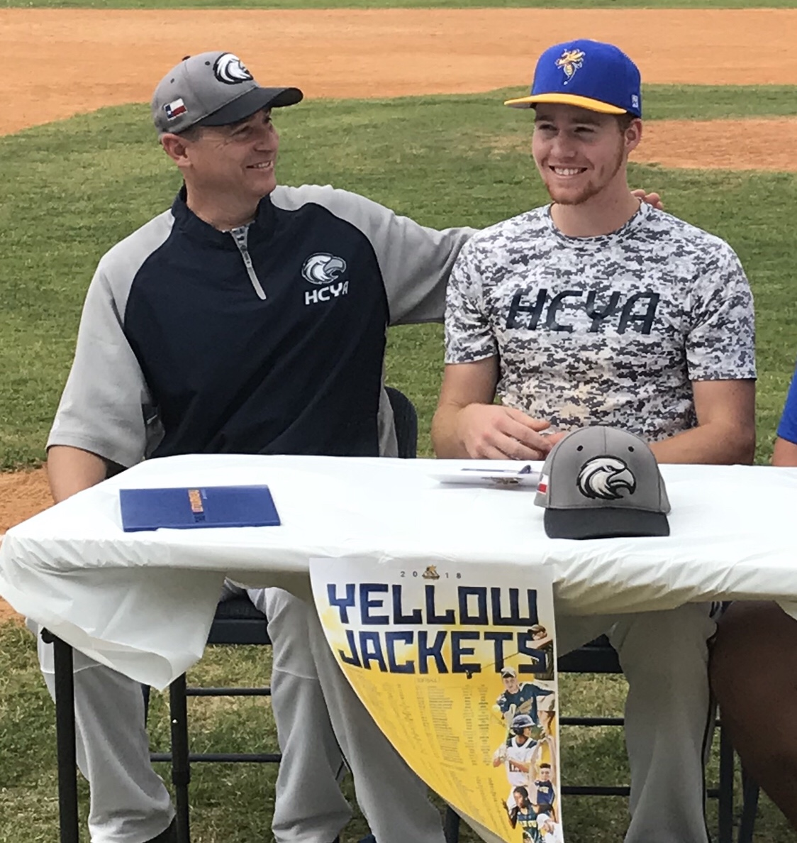 Sr Jacob Steinman commits to LeTourneau University